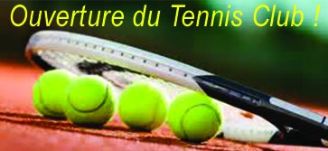 Inscriptions au Tennis Club de Larmor-Baden
